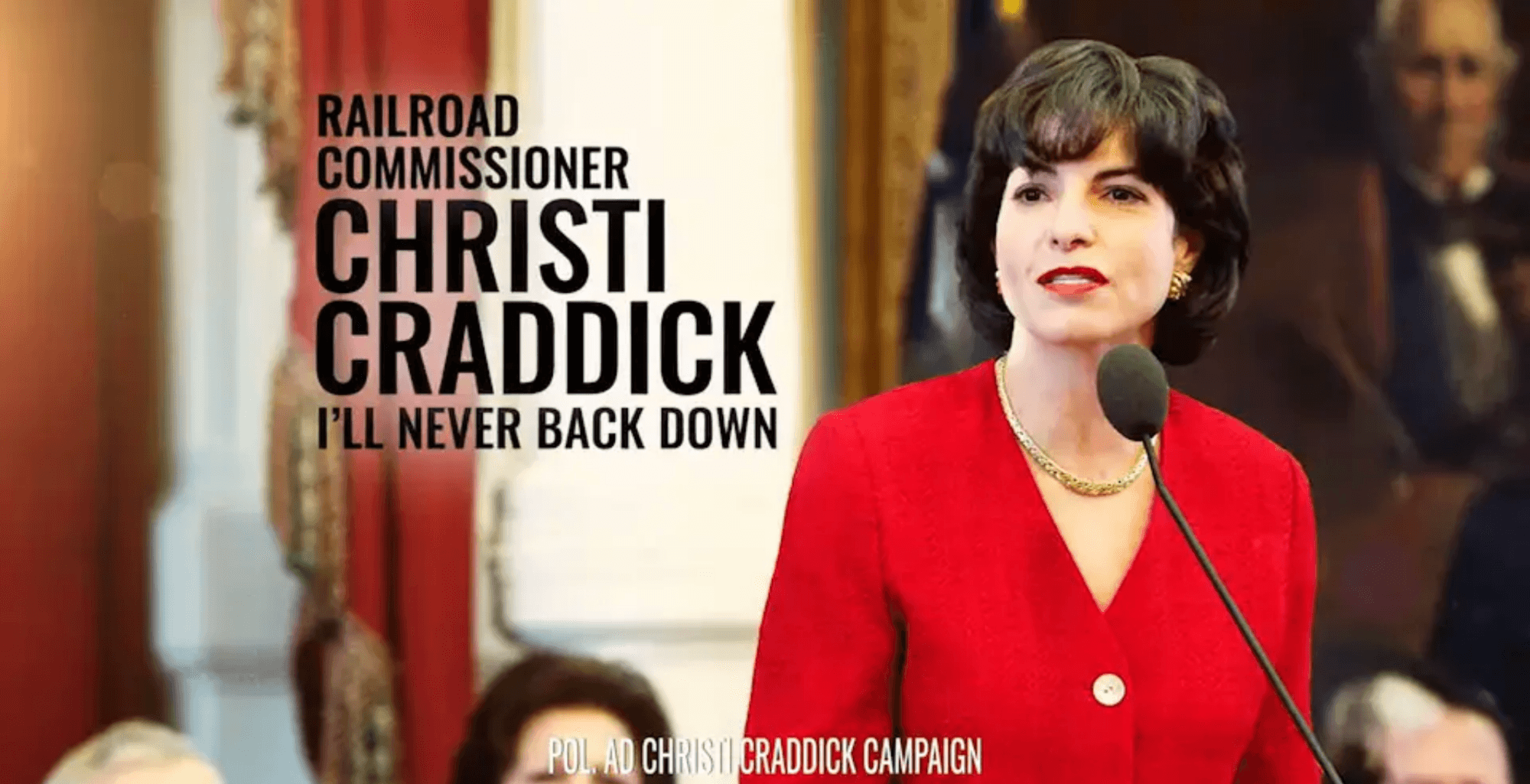 Christi Craddick – Energy