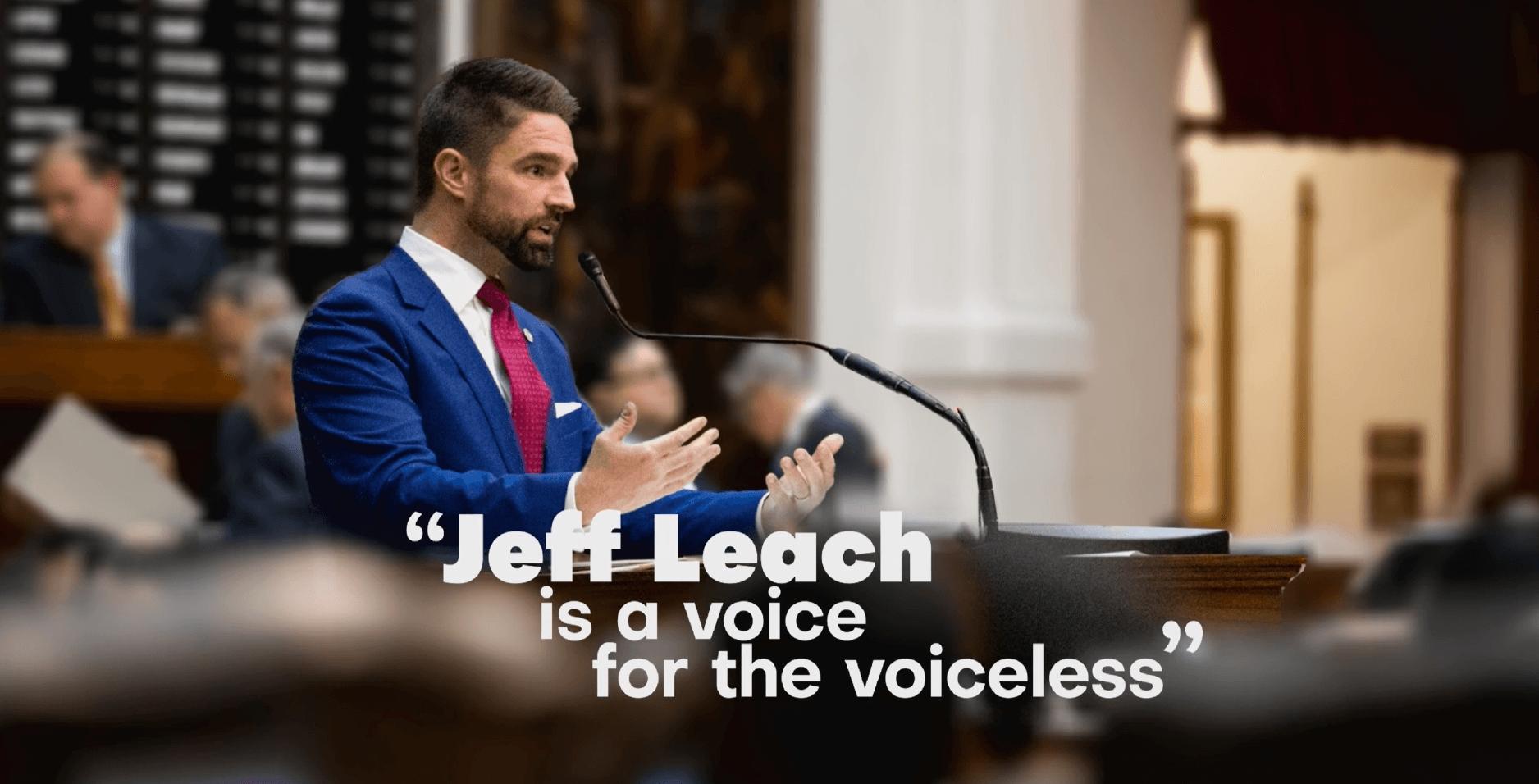 State Representative Jeff Leach - Hope